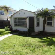 Rental info for 4565 Bermuda Avenue in the Sunset Cliffs area
