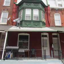 Rental info for 4013 Green Street - Unit 1 in the Haverford North area