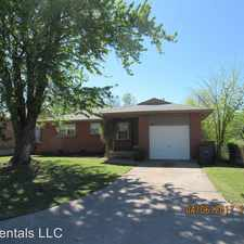 Rental info for 6306 NW Euclid Avenue in the Lawton area