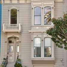 Rental info for 1579 Dolores Street in the Bernal Heights area