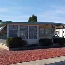 Rental info for Nice Double Wide in the Tarpon Springs area