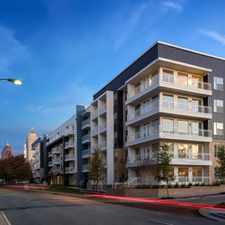 Rental info for 16th St NW & Mecaslin St NW in the Atlantic Station area