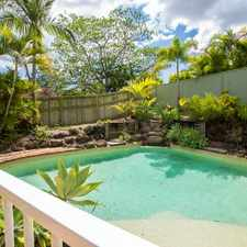 Rental info for LARGE MODERN UNFURNISHED 3 BEDROOM, PLUS STUDY, WITH POOL AND SPA
