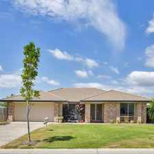 Rental info for IMMACULATE FAMILY HOME WITH EXTRAS! in the Gold Coast area