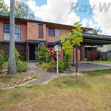 Rental info for HIGHSET FAMILY HOME in the Logan Central area