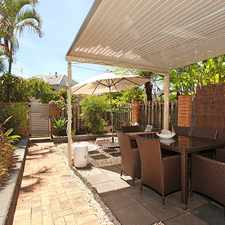Rental info for Beautiful Townhouse in Central Location in the Mooloolaba area