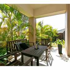 Rental info for LOVELY FAMILY HOME IN REDLAND BAY in the Brisbane area