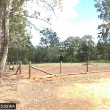 Rental info for BREAK LEASE - IDEAL FOR THE HORSE LOVER in the Maryborough area