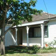 Rental info for Village Location in Quiet Street in the Shellharbour area