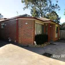 Rental info for More Than Meets The Eye in the Melbourne area