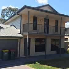 Rental info for Spacious Townhouse in the Hunterview area