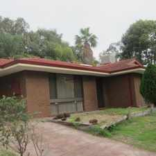 Rental info for Well Located 3 bed Family Home
