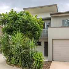 Rental info for Three Bedroom Townhouse