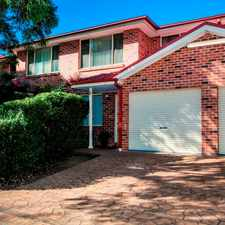 Rental info for FIRST OPEN HOUSE MONDAY 27/3/17 @ 4.30 TO 4.45 PM in the St Marys area
