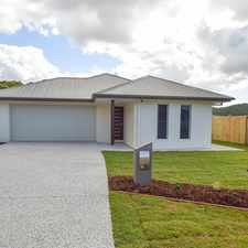 Rental info for **UNDER APPLICATION**Near New Quality 4 Bedroom home with extra large outdoor area & Garden Shed!!
