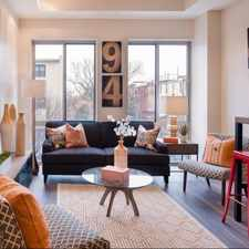 Rental info for The Mission Apartments in the Logan Circle - Shaw area