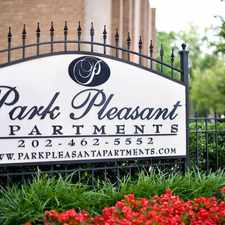 Rental info for Park Pleasant Apartments I in the Washington D.C. area