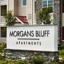Rental info for Morgan's Bluff in the Sayreville area