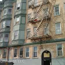 Rental info for 334 Summer St. 03 in the Paterson area
