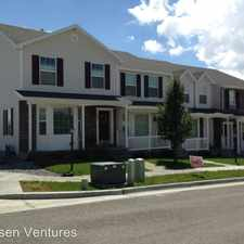 Rental info for 770 North 2120 West in the 84601 area