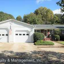Rental info for 121 Valleydale Drive