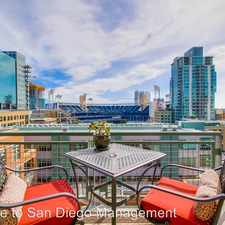 Rental info for 877 Island Ave Unit 707 in the San Diego area