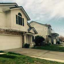 Rental info for Tracy 3 Bedroom 2 1/2 Bath Home
