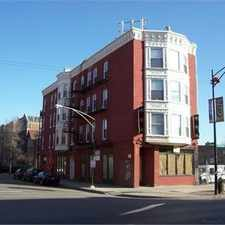 Rental info for West Division Street in the Wicker Park area