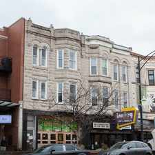 Rental info for West Division Street in the Ukrainian Village area