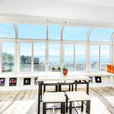 Rental info for Spectacular White Water Ocean Views. Incredible Penthouse location!