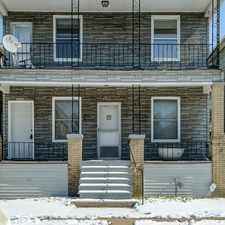 Rental info for 9362 Charest Street #1 in the Coleman A. Young International Airport area