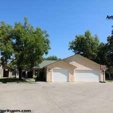 Rental info for Just a few years old this Duplex is in fantastic shape right on Main St. in Cottonwood.