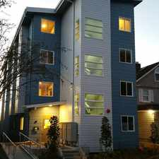 Rental info for 4754 18th Ave NE in the Ravenna area