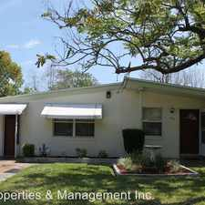Rental info for 770 Baffie Avenue in the Orlando area