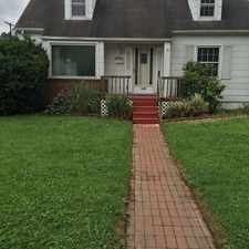 Rental info for 5403 Noyes Avenue in the Charleston area