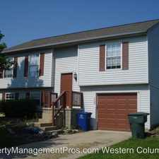 Rental info for 1707 Farberdale Dr.