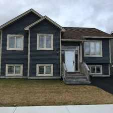 Rental info for 2 Bedroom Apartment Southlands - Available April 1st in the St. John's area