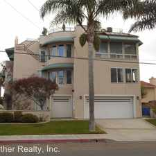 Rental info for 1105 Reed Ave in the Pacific Beach area