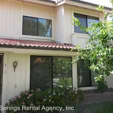 Rental info for 6032 Montecito Cir. #5