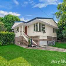 Rental info for Irresistibly Charming in the Brisbane area