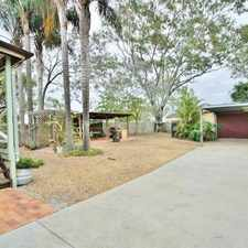 Rental info for Clean & Tidy Post War Cottage - Shed in the Wynnum West area