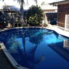Rental info for Opportunity Here, Four Bedroom Home With Pool, Large Covered Outdoor in the Ellen Grove area