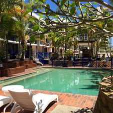 Rental info for FURNISHED SURFERS PARADISE RESORT LIVING in the Surfers Paradise area