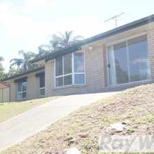 Rental info for Tastefully renovated family home that has views to the Mountains in the Gold Coast area