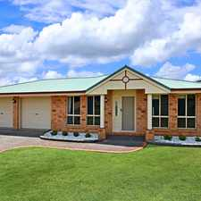 Rental info for Large Fully Fenced Family Home Perfect For Entertaining in the Toowoomba area