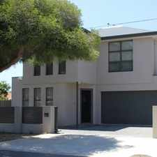 Rental info for MODERN TOWNHOUSE CLOSE TO CITY & THE BEACH in the Seaton area