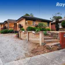 Rental info for An entertainer's delight in the Melbourne area