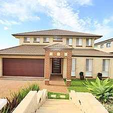 Rental info for STATE OF THE ART HOME IN POPULAR SHELLCOVE in the Wollongong area