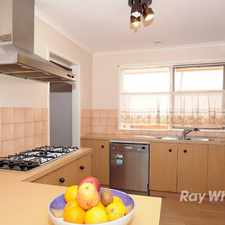 Rental info for Under Application in the Wantirna South area