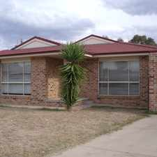 Rental info for Well presented home with a spacious yard in the Wagga Wagga area